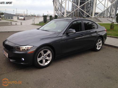 BMW 320 2014