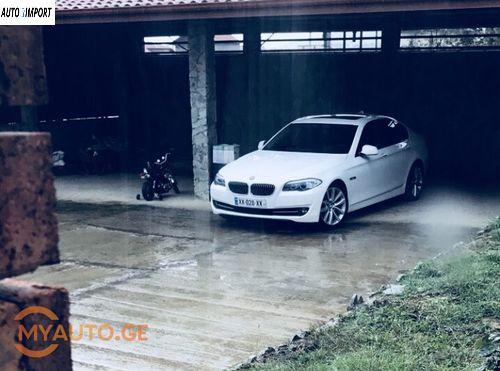 BMW 528 2011