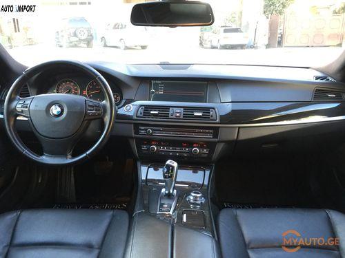 BMW 528 2012