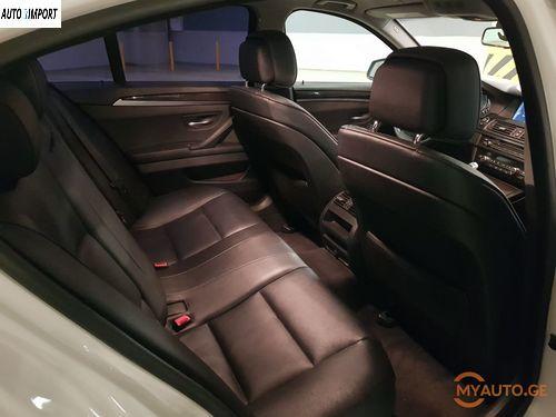 BMW 535 2012