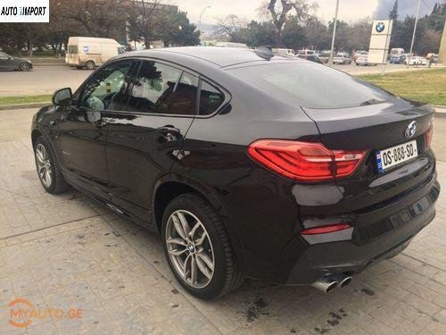 BMW X4 2016