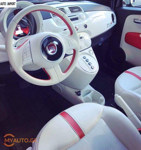 FIAT 500e 2014