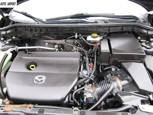 MAZDA Mazda 3 2012