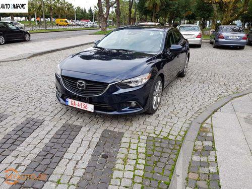 MAZDA Mazda 6 2014