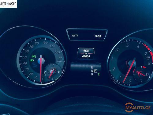 MERCEDES-BENZ CLA 250 2015