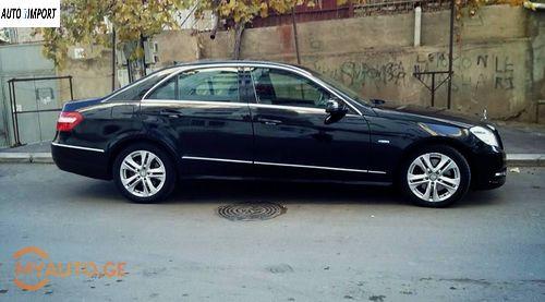 MERCEDES-BENZ E 350 2011