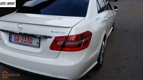 MERCEDES-BENZ E 350 2012