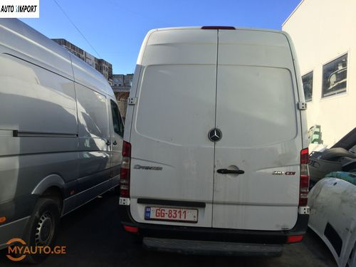 MERCEDES-BENZ Sprinter 2012