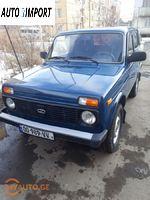 VAZ 2121 (Niva) 2013