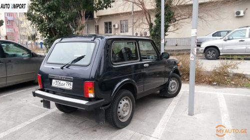 VAZ 2121 (Niva) 2014